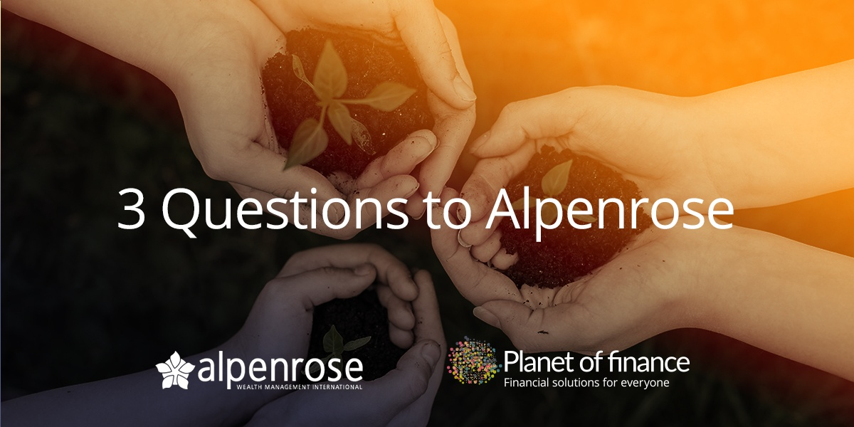 3 Questions to Alpenrose